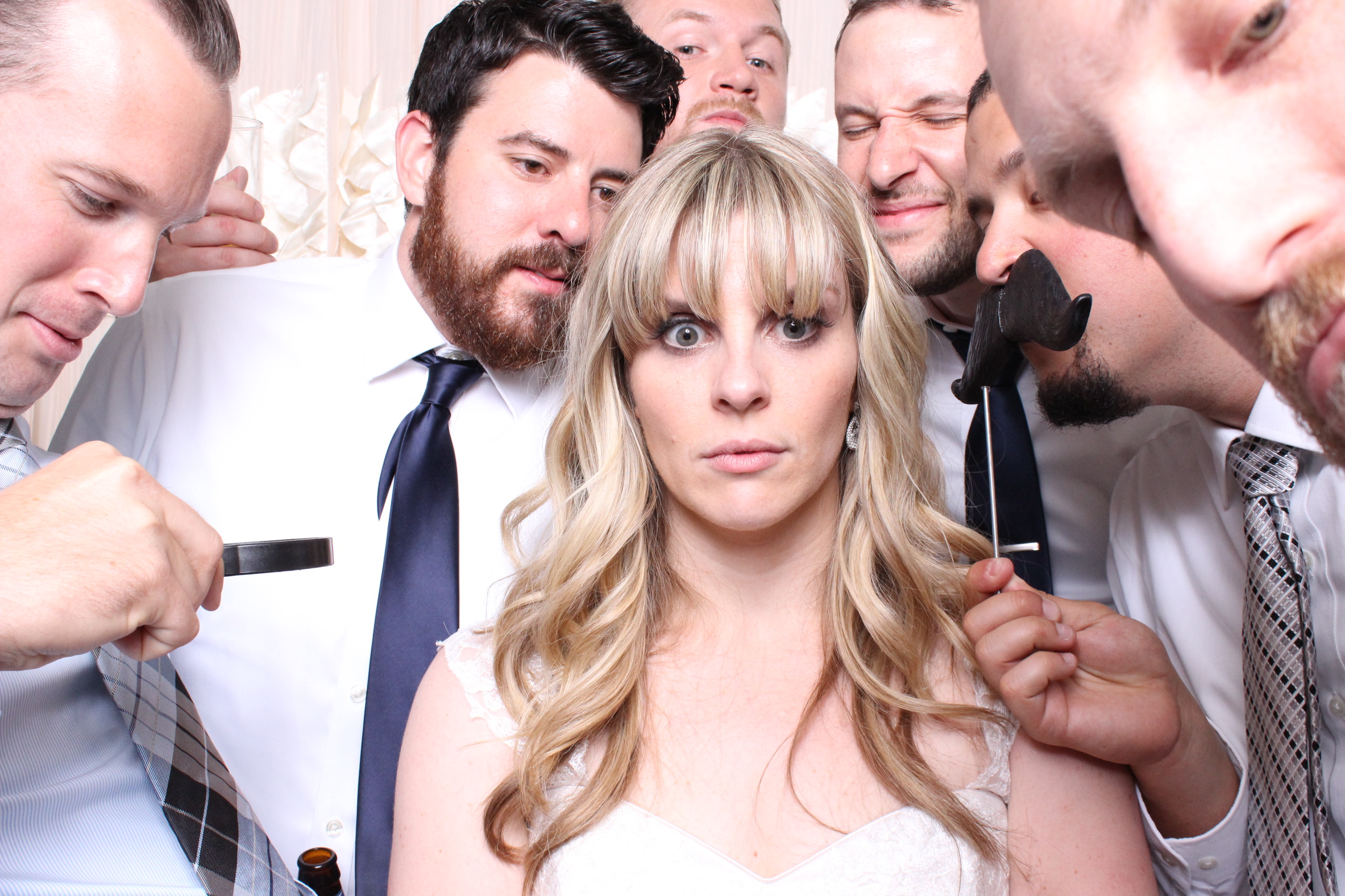 Smithville Inn Wedding Photo Booth