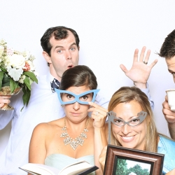 Brantwyn Estate wedding photo booth
