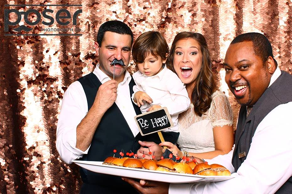 Philadelphia Wedding Photo booth rental 01