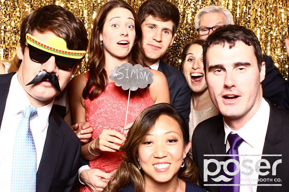 Philadelphia Wedding Photo booth