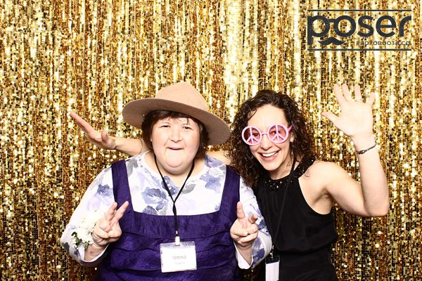Night to Shine event photo booth