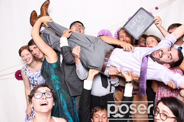 Power Plant Productions wedding