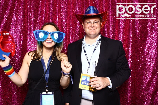 Bold Night Event - 2016 DNC -Philly photo booth
