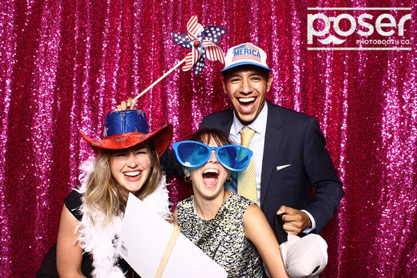 Bold Night Event - 2016 DNC - Philly GIF booth